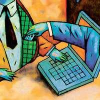 Игровой автомат Мошенники и казино