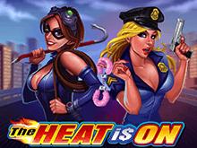 Игровой автомат The Heat Is On – игровой автомат 777 о полицейских бесплатно